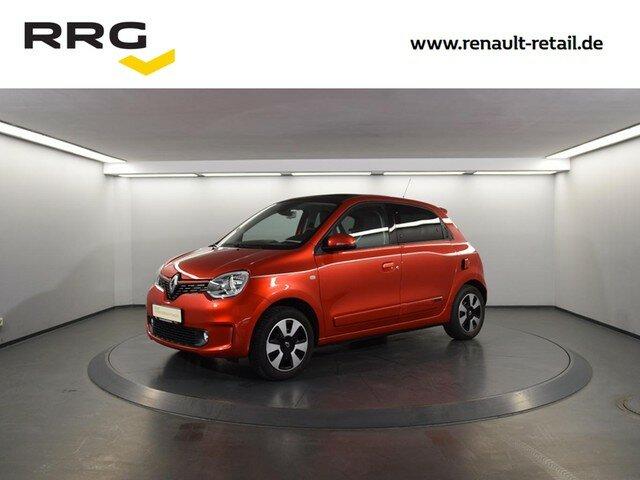 Renault TWINGO INTENS TCe 90 EDC SCHIEBEDACH, Jahr 2020, Benzin