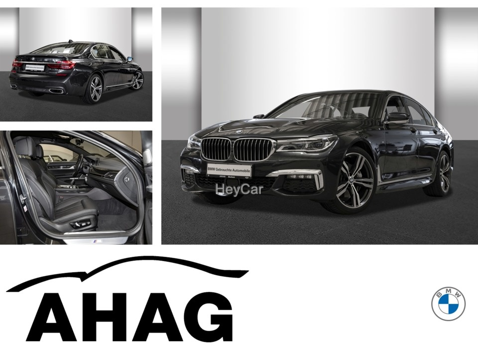 BMW 730d M Sportpaket Innovationsp. Navi Prof. RFT, Jahr 2017, Diesel