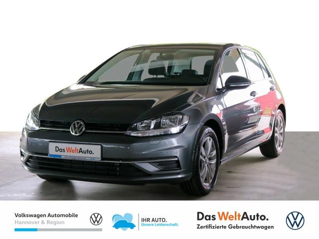 Volkswagen Golf VII 1.0 TSI Comfortline Klima Einparkhilfe ACC, Jahr 2017, Benzin