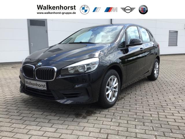 BMW 218 Active Tourer i Advantage EU6d-T Navi Temp Klima Park-Assistent, Jahr 2018, Benzin