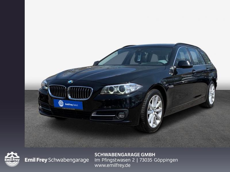BMW 520d xDrive Touring Aut. *AHK/ Navi*, Jahr 2016, Diesel