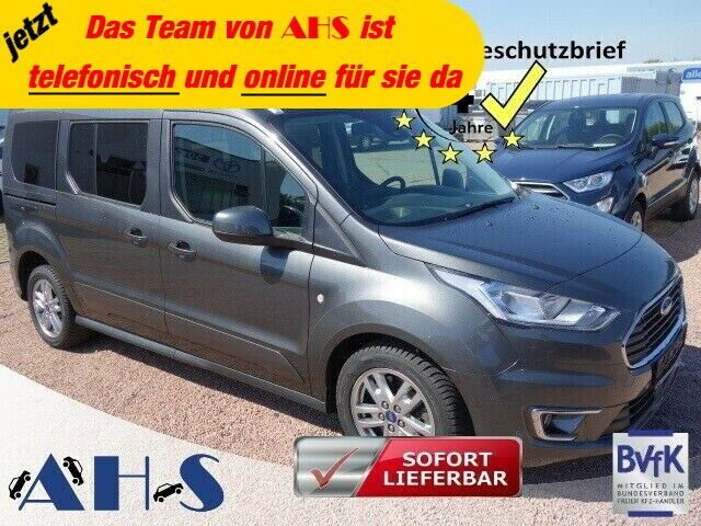 Ford Grand Tourneo Connect 1.5TDCi Titanium, Jahr 2018, Diesel