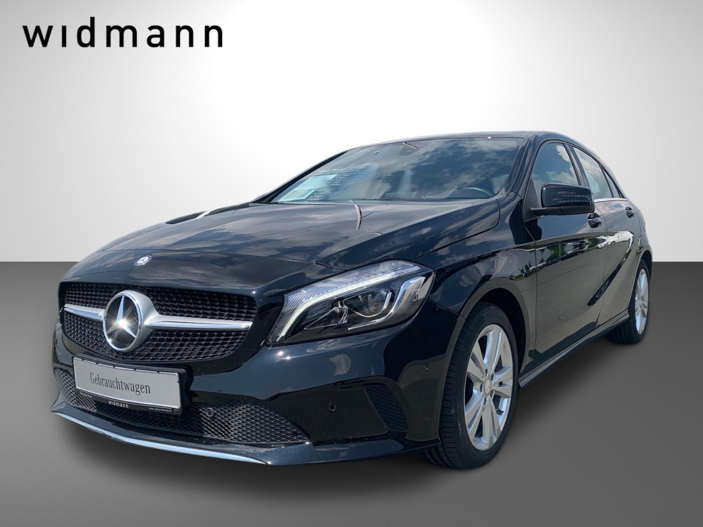 Mercedes-Benz A 160 SCORE! Urban*LED*Navigation*PDC*SHZ*Autom*, Jahr 2016, Benzin