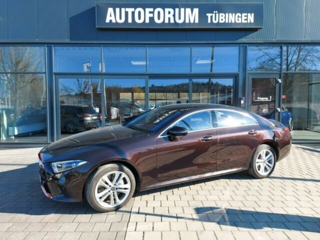 Mercedes-Benz CLS 400d 4MATIC *BURMESTER*HEADUP*AHK*, Jahr 2018, Diesel