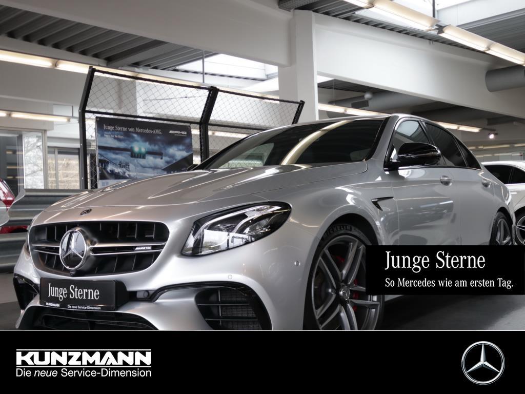 Mercedes-Benz E 63 AMG S 4M+ Limousine Night Drivers Package, Jahr 2019, Benzin