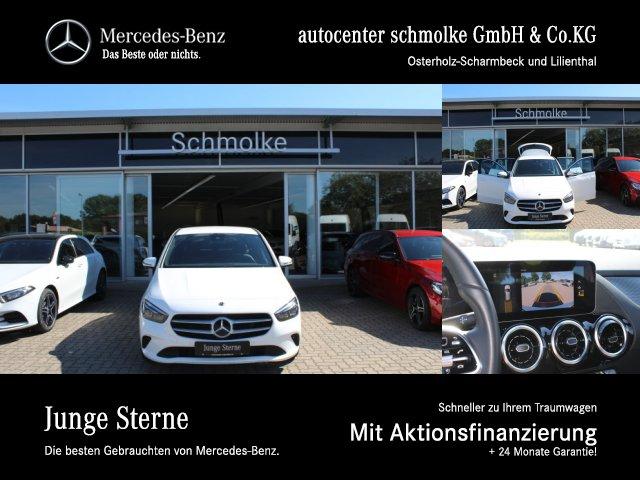 Mercedes-Benz B 250 Progressive AUTOM*MBUX*KAMERA*PDC*LED*etc., Jahr 2019, Benzin
