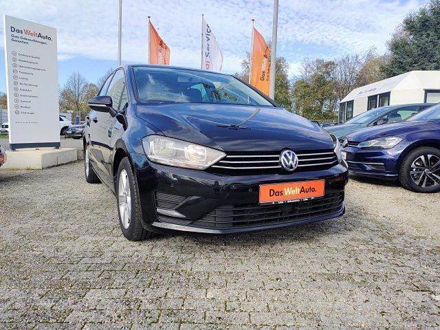 Volkswagen Golf Sportsvan Comfortline 2.0 TDI AHK, Met., LM, Jahr 2014, Diesel