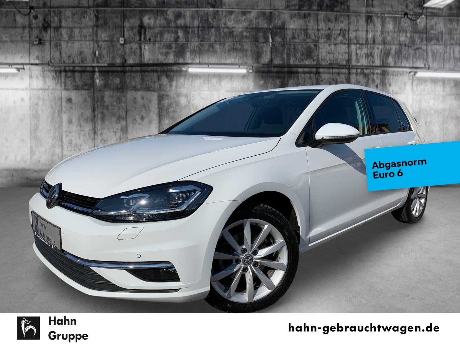 Volkswagen Golf VII Highline 2.0TDI DSG ACC LED Sitzh PDC, Jahr 2018, Diesel