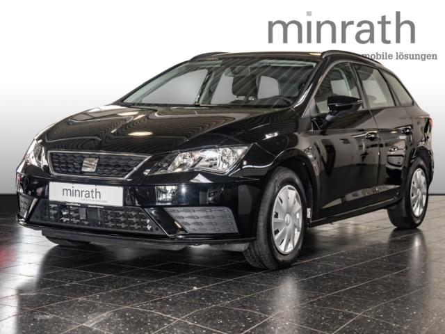 Seat Leon ST 1.6 TDI Multif.Lenkrad Knieairbag Klima PDC MP3 Kom-paket, Jahr 2018, Diesel