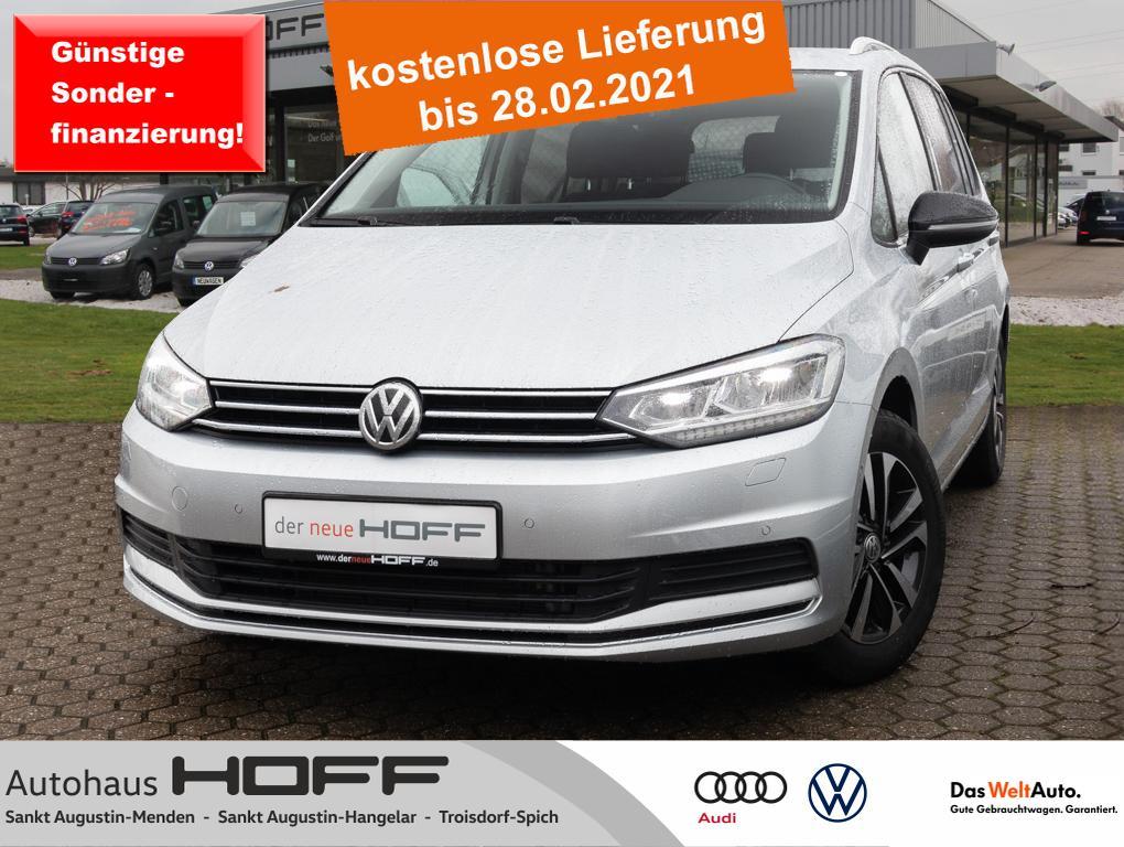 Volkswagen Touran 2.0 TDI DSG IQ.DRIVE LED Navi App 7 Sitze, Jahr 2020, Diesel