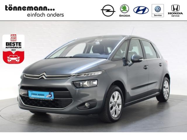 Citroën C4 Picasso SPACETOURER INTENSIVE+AHK+NAVI+BI-XENON+PARKPILOT, Jahr 2015, Benzin