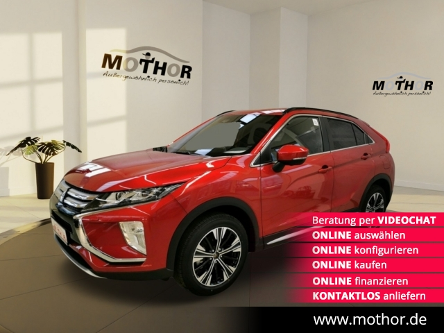 Mitsubishi Eclipse Cross finanzieren