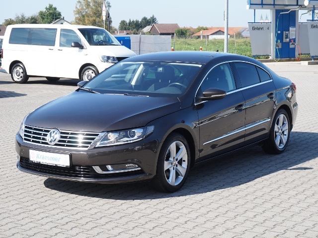 Volkswagen CC 1.4 TSI BMT *NAVI*GRA*XENON*, Jahr 2016, Benzin