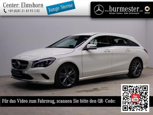 Mercedes-Benz CLA 180 SB Urban+Distronic+LED+Navi+PTS+e-Heckkl, Jahr 2016, Benzin