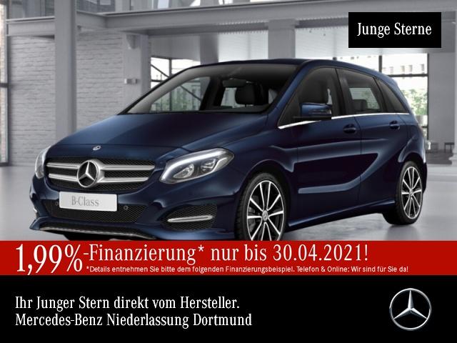 Mercedes-Benz B 180 d Edition B Urban LED AHK Kamera Navi 7G-DCT, Jahr 2018, Diesel