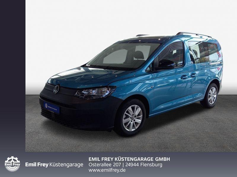 Volkswagen Caddy California, Jahr 2021, Diesel