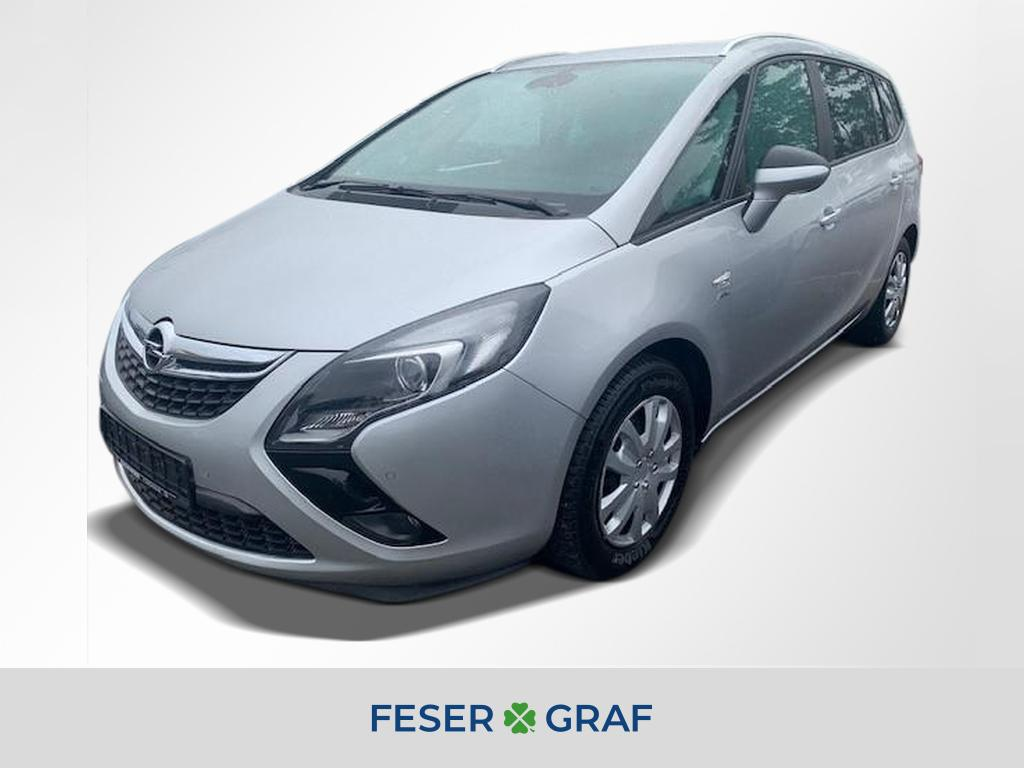 Opel Zafira Tourer 1.4 Turbo Automatik RFK KLIMA, Jahr 2014, Benzin