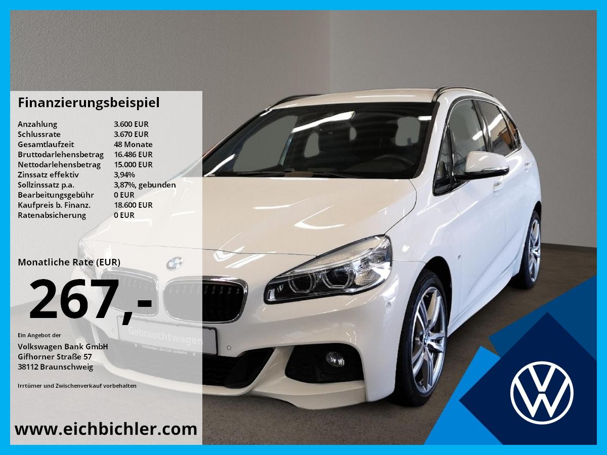 BMW 220i 2.0 LED Navi Einparkass Sportsitze Sitzh., Jahr 2015, Benzin