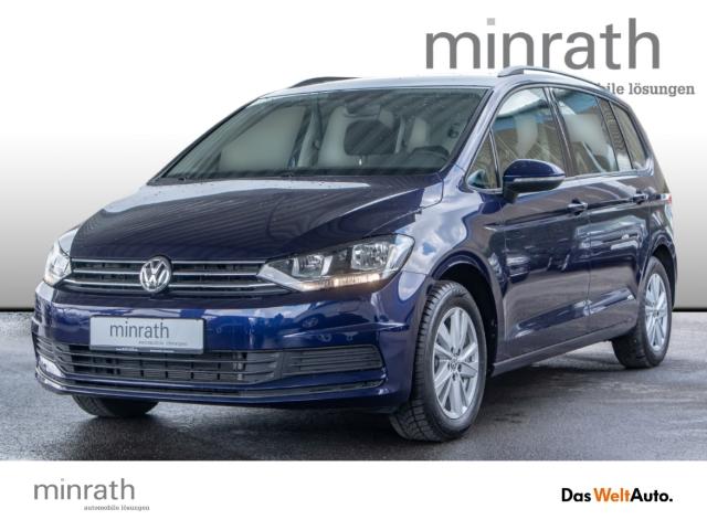 Volkswagen Touran Comfortline 2.0 TDI EU6d-T Navi ACC AHK, Jahr 2020, Diesel