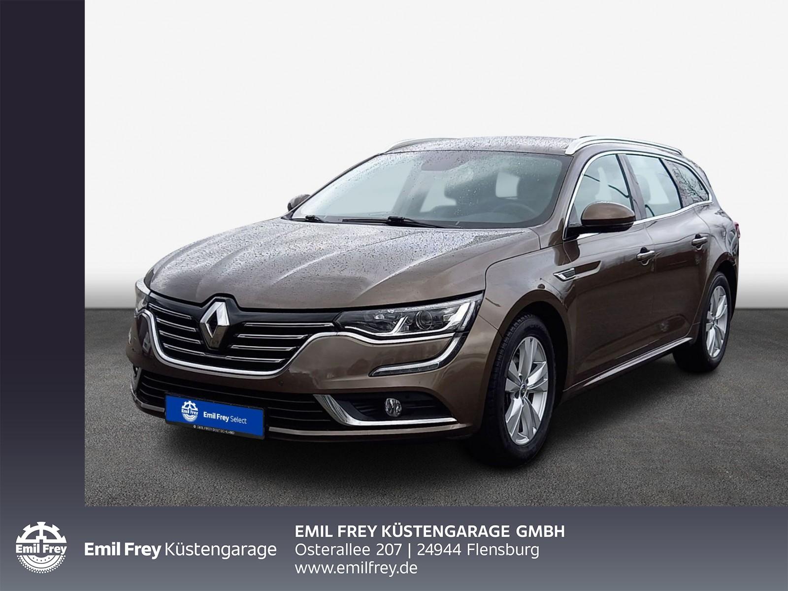 Renault Talisman Grandtour ENERGY dCi 110 LIFE 6-Gang Klima/ GRA/ Nebelscheinwerfer, Jahr 2016, Diesel
