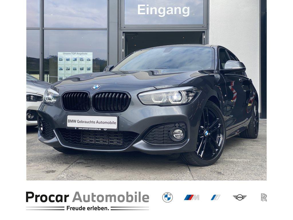 BMW 118d M Sport LED Tempomat Freispr. PDC SHZ 18 LM, Jahr 2018, Diesel