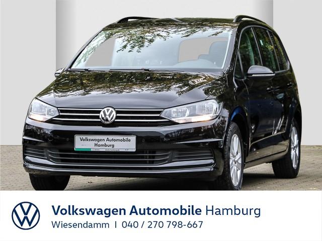 Volkswagen Touran 1.5 TSI DSG Comfortline LM 7-Sitze Klimaautomatik PDC Navi, Jahr 2020, Benzin