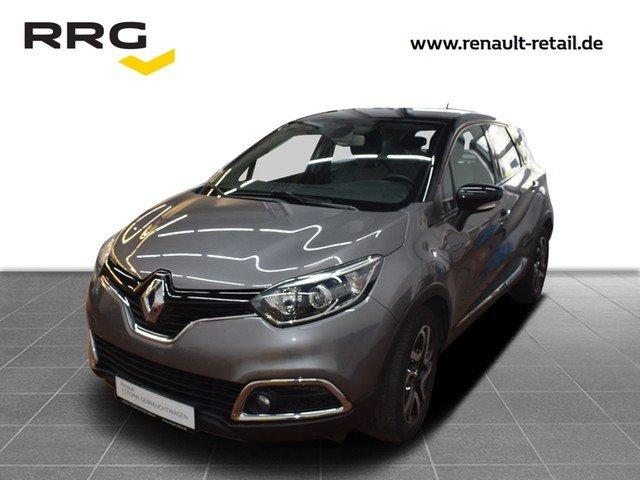Renault CAPTUR 1.5 DCI 90 ECO² LUXE AUTOMATIK PARTIKELFI, Jahr 2014, Diesel