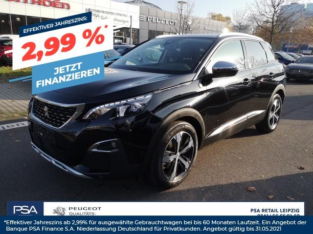 Peugeot 3008 Crossway BlueHDi 180 EAT8/ Navi/ LED/ SHZ, Jahr 2019, Diesel