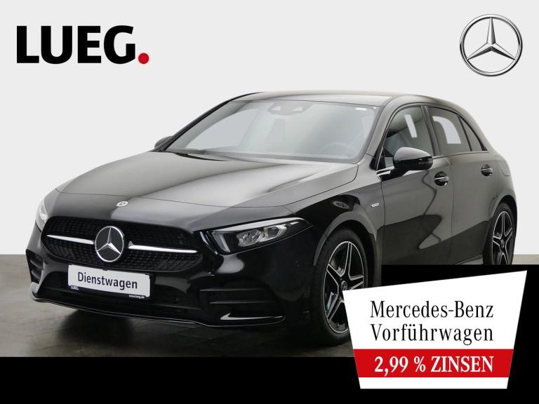 Mercedes-Benz A 220 d EDITION20+AMG+NIGHT+TOTW.+HIGH-MBUX+KAM., Jahr 2020, Diesel