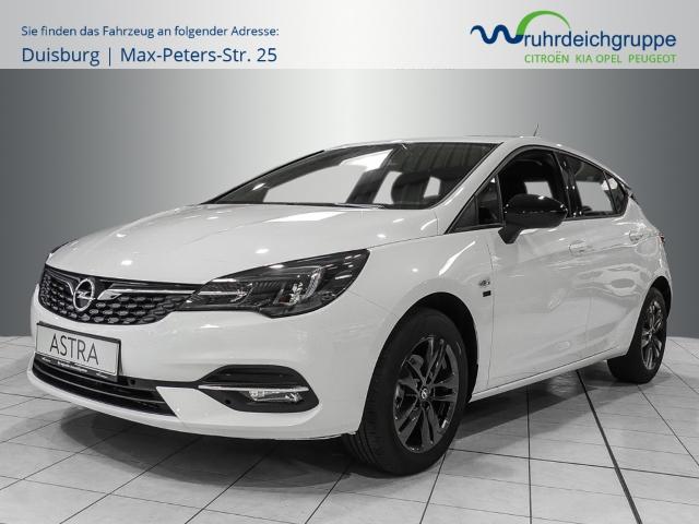 Opel Astra K 5türig 2020 Start Stop 1.2 Turbo+LED-hinten+LED-Tagfahrlicht+Beheizb.Frontsch., Jahr 2020, Benzin