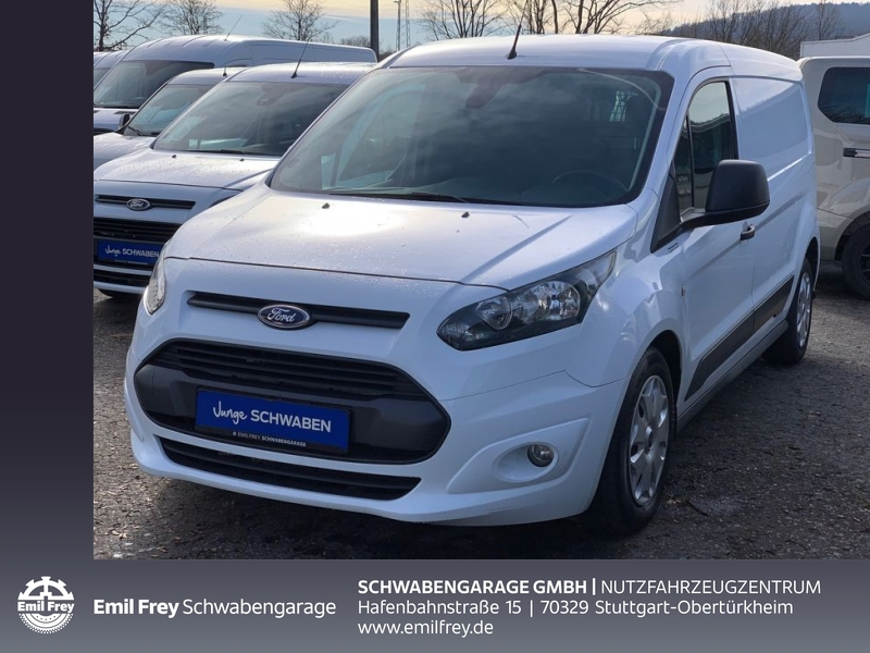 Ford Transit Connect 210 L2 LKW Trend AHK KAMERA PDC BLUETOOTH, Jahr 2015, Diesel