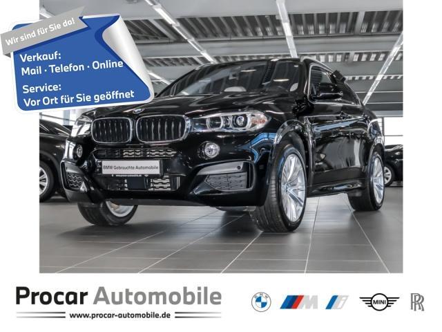 BMW X6 xDrive30d M Sport DA+ Soft-Close AHK Standhzg, Jahr 2017, Diesel