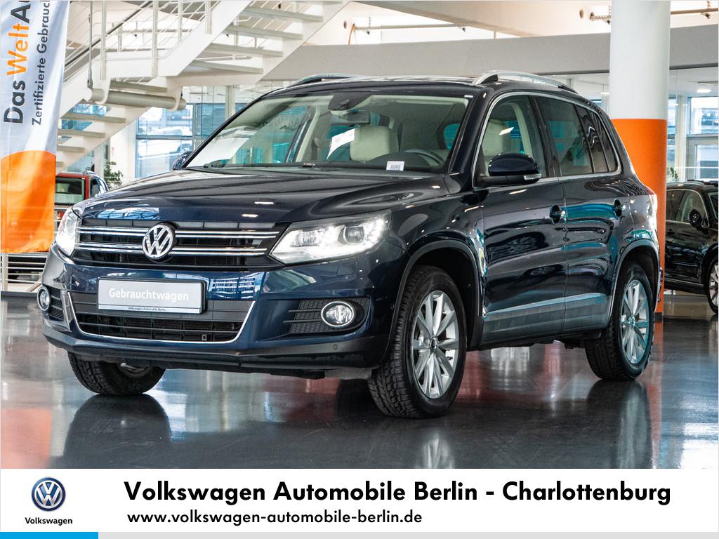 Volkswagen Tiguan 2.0 TSI Sport & Style 4MOTION, Jahr 2014, Benzin