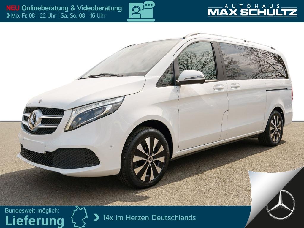Mercedes-Benz V 300 d lang Liege-Paket*LED*DAB+*AHK*IsoFix, Jahr 2020, Diesel