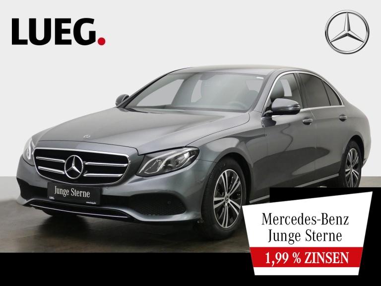 Mercedes-Benz E 200 d Avantgarde+Navi+LED-HP+Totw+CarPl+Kamera, Jahr 2020, Diesel