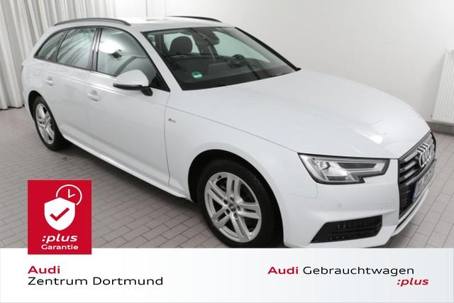 Audi A4 Avant 1.4TFSI 2xS line/Navi+/LED/Black Optik, Jahr 2018, Benzin
