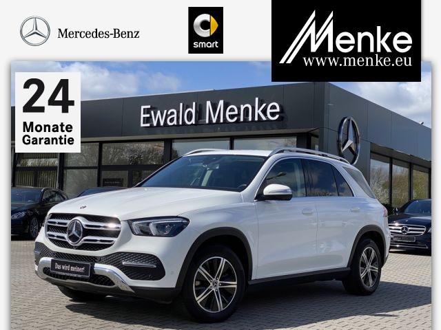 Mercedes-Benz GLE 300 d 4M 360°,LED,AHK,Airmatic,PDC, Jahr 2020, Diesel