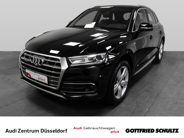 Audi Q5 2.0 TFSI quattro S-tronic Sport, Jahr 2017, Benzin