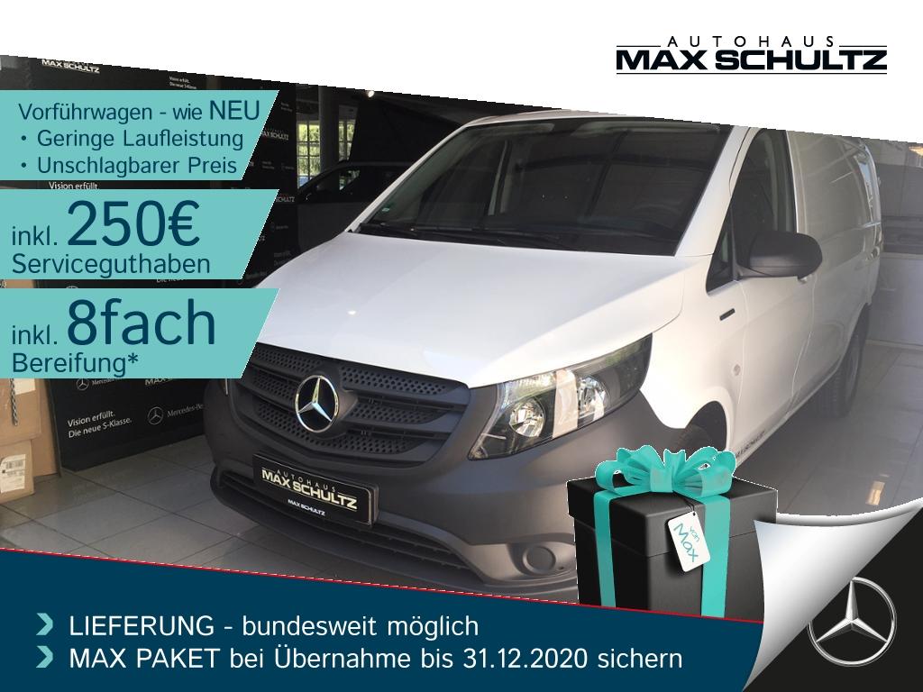 Mercedes-Benz eVito KA, Jahr 2019, Elektro