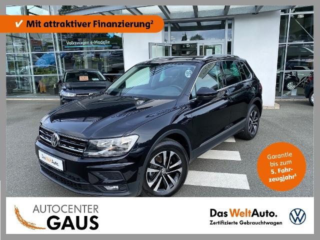 Volkswagen Tiguan Comfortline 1.5 TSI AHK Navi ACC, Jahr 2020, Benzin