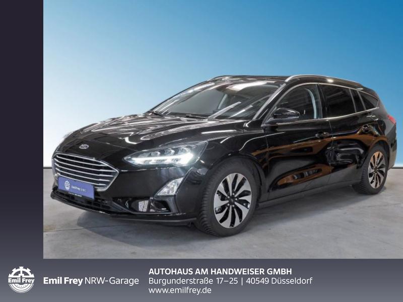 Ford Focus COOL&CONNECT Turnier 1.0 EcoBoost, Jahr 2019, Benzin
