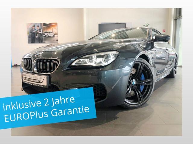 BMW M6 Gran Coupe 20''LM LED B&O HUD M Drivers Pack, Jahr 2017, petrol