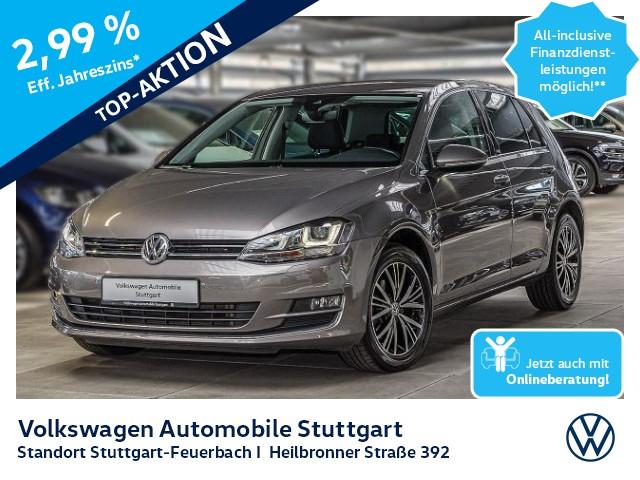 Volkswagen Golf VII 1.2 TSI Allstar Klima, Jahr 2016, Benzin