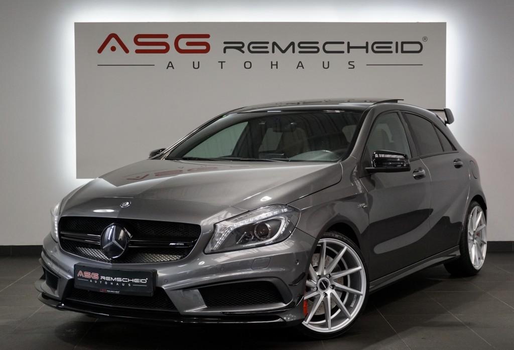 Mercedes-Benz A 45 AMG 4M *Sport-AbGas *Pano *HK *Kam.*VOSSEN*, Jahr 2013, Benzin