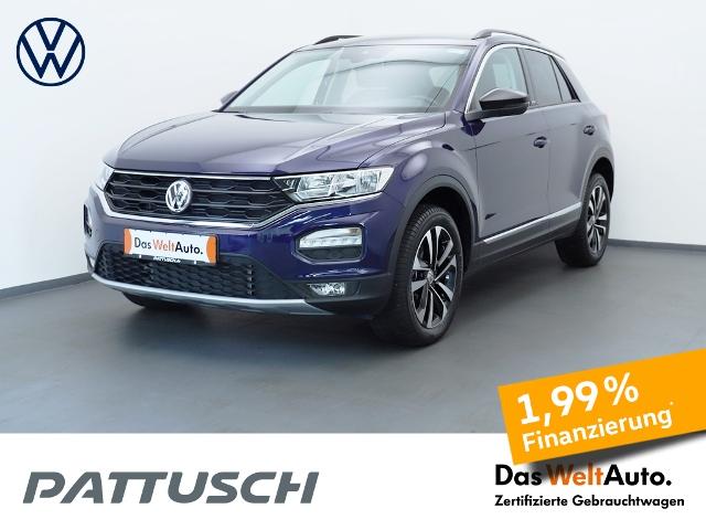 Volkswagen T-Roc 1.5 TSI United Navi Sitzheizg. App-Connect, Jahr 2020, Benzin