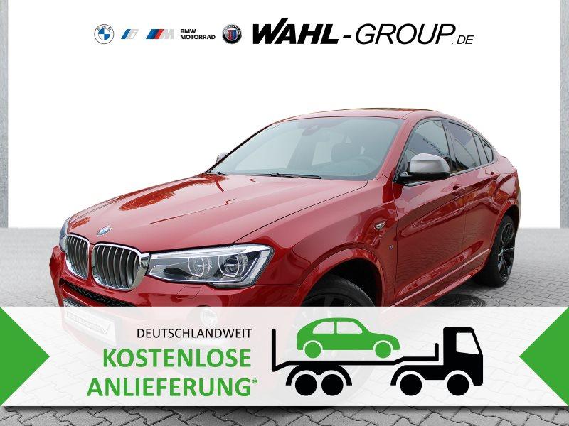 BMW X4 M40i M-Pak,20 ,eSD,RFK,HUD,NaviP,DrAss,Standheizung, Jahr 2017, Benzin