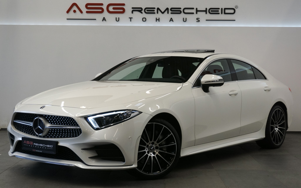 Mercedes-Benz CLS 400 d 4M AMG Line *Wide *Distr. *LED *Standh, Jahr 2019, Diesel