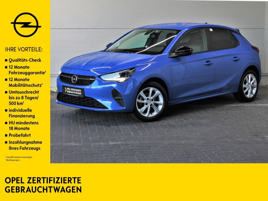 Opel Corsa 1.2 Edition LED Navi SHZ RFK PDC ALU BT, Jahr 2020, Benzin