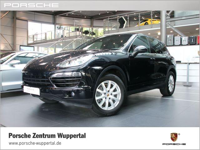 Porsche Cayenne Diesel ParkAssistent Sitzheizung elektrische Anhängezugvorrichtung, Jahr 2012, Diesel