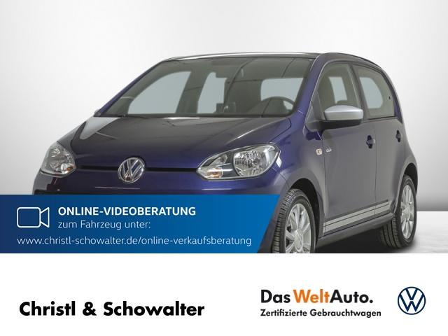 Volkswagen up! clup up! 1.0 Navi Klimaanlage Klima, Jahr 2017, Benzin